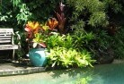 Arthur River TAS Bali style landscaping 11