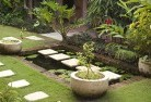 Arthur River TAS Bali style landscaping 13
